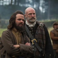 Anghus and Dougal in 'Rent' - Outlander