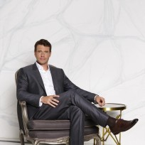 Scott Foley as Jake Ballard - Scandal