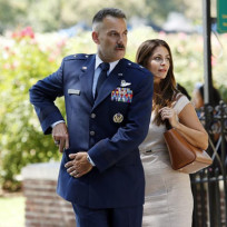 Talbot Defends His Wife - Agents of S.H.I.E.L.D. Season 2 Episode 1