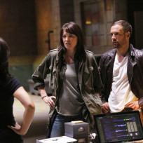 Izzy Hartley, Lance Hunter and Idaho - Agents of S.H.I.E.L.D. Season 2 Episode 1