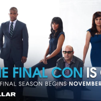 Final white collar season