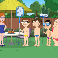 Sexy New Neighbor - American Dad