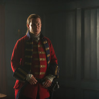 Tobias Menzies as Captain Jack Randall - Outlander Season 1 Episode 6