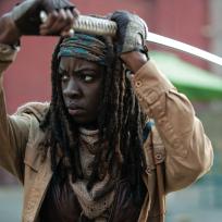 Michonne-poster-the-walking-dead