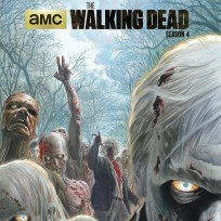 Zombie Poster - The Walking Dead