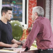 Clyde Pays Ben a Visit - Days of Our Lives