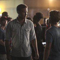 Alaric vs luke the vampire diaries s6e1
