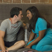 Juggling new love the mindy project