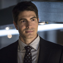 Handsome Portrait - Arrow Season 3 Episode 1