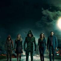 Arrow Season 3 Poster