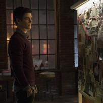 The Crime Board - The Flash Season 1 Episode 1