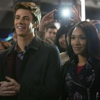 Turning on the Accelerator - The Flash Season 1 Episode 1