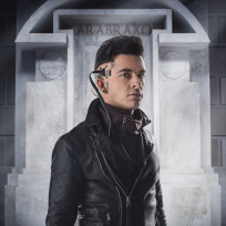 Jonathan Bailey as Psi - Doctor Who Season 8 Episode 5