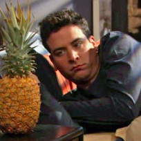 Pineapple on himym
