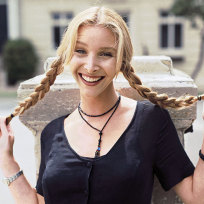 Lisa kudrow promo pic friends