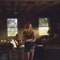 Frustrated Caroline Forbes - The Vampire Diaries Season 6 Episode 2