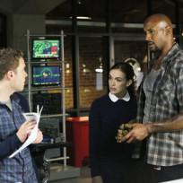 Fitz is Jealous of Mack on Agents of S.H.I.E.L.D. Season 2 Episode 2