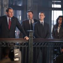 Speech from the Mayor - Gotham Season 1 Episode 2