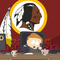 Daniel snyder on south park