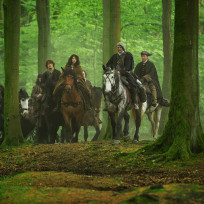 The mackenzie clan traveling outlander s1e8