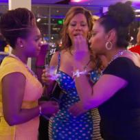Atlanta exes argue