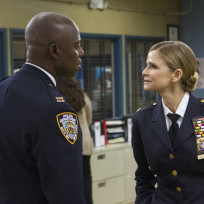 The inspection brooklyn nine nine