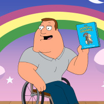 Joes dream family guy