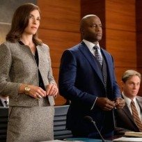 Taye diggs as dean the good wife s6e3