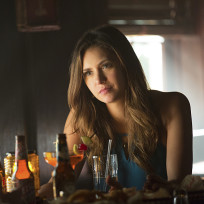 Elena in Thought - The Vampire Diaries