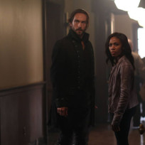 Henry parish at the station sleepy hollow s2e3