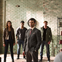 Elijah in charge the originals