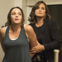 A starlets arrest law and order svu
