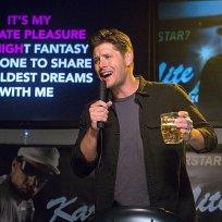 Dean sings