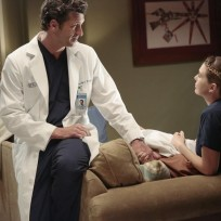 Meredith and Derek Moment - Grey's Anatomy