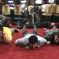 The casino job scorpion