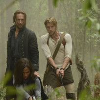 Searching For A Missing Girl - Sleepy Hollow Season 2 Episode 4
