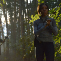 Abbie in a Trance - Sleepy Hollow Season 2 Episode 4