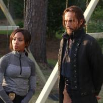 The Girl's Family is Cursed - Sleepy Hollow Season 2 Episode 4