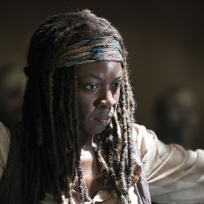 Michonne pic the walking dead s5e2