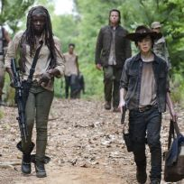 On the road again the walking dead s5e2
