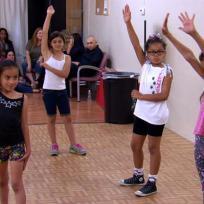 Inside a dance studio abbys studio rescue