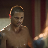 Ted Grant AKA Wildcat - Arrow Season 3 Episode 3