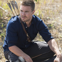 Crouching Arrow Season 3 Episode 3