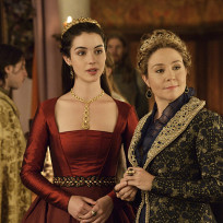 Mary and Catherine  - Reign Season 2 Episode 4