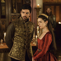 Mary and Conde - Reign Season 2 Episode 4