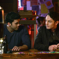 Josh and aiden get to know one another the originals s2e4