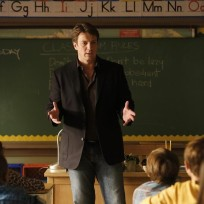 Should have been a teacher castle s7e4
