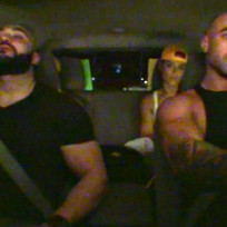 A terrible road trip total divas