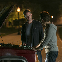 Car trouble the vampire diaries