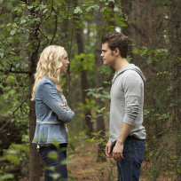 Caroline vs stefan the vampire diaries